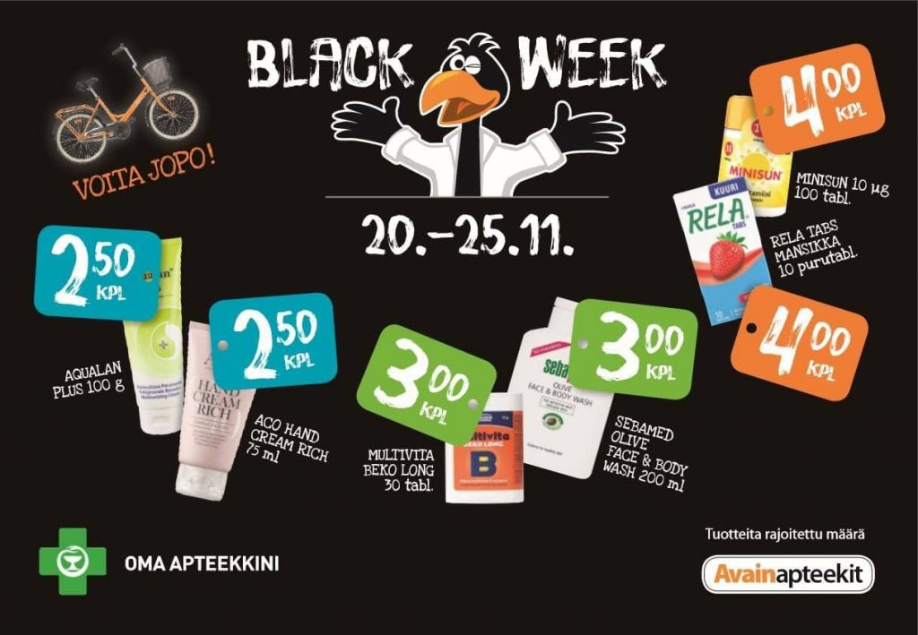 avainapteekit black week